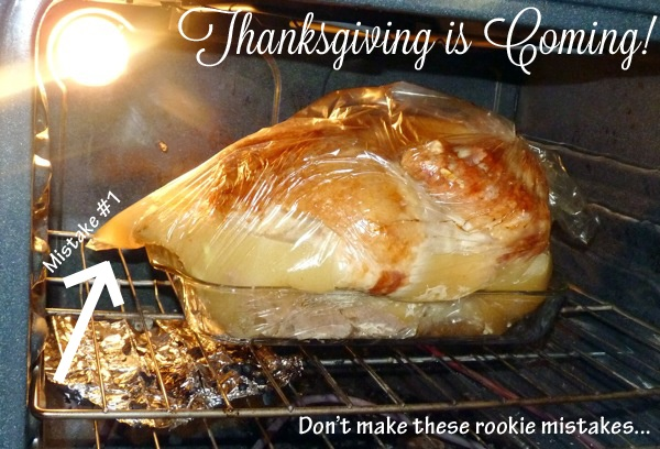so I don't leave the guts inside the turkey this year and Uncle Joe throws us out of the Bowling Alley Thanksgiving!
