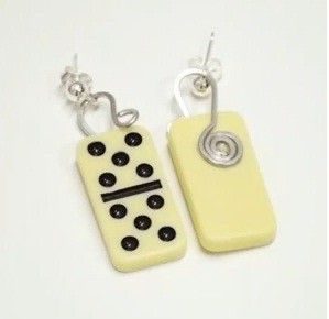 How to Make a Wire Bail for Domino and Scrabble Tile Jewelry  by Beadaholique