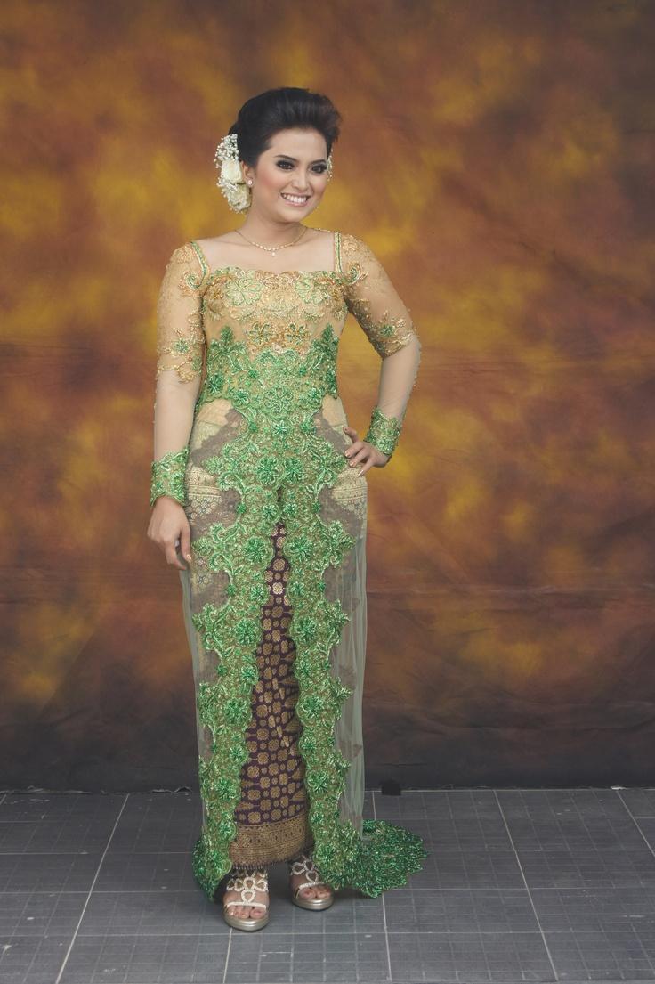Kebaya wedding indonesia