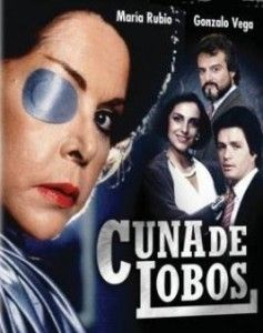 """""""Cuna de Lobos"""" (Mexico, 1986)...María Rubio le dio vida a un personaje que hasta la fecha no ha sido superado por nadie, la malvada Catalina Creel"""