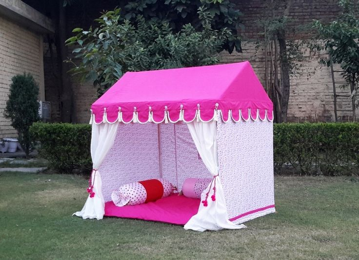 Buy a Tent for kids room. Contact Call +919871142533