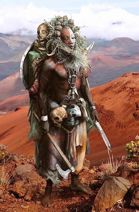 nubian fantasy