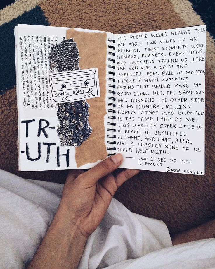 — two sides of an element // Noor Unnahar's writing journal entry # 49 (read the full entry here: https://www.instagram.com/p/BMbxsS8hZ4S/?taken-by=noor_unnahar) // journaling, flatlay, crafts, scrapbooking, diy, notebook, tumblr aesthetics, photography, instagram ideas inspiration for artists and teens, words, passion, quotes, illustration, lifestyle creative bloggers,poem by Noor Unnahar //