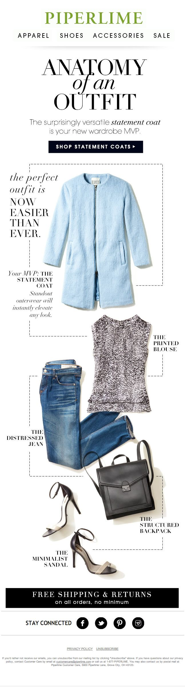 Piperlime | anatomy of an outfit