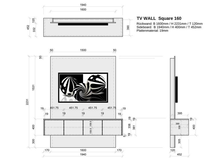 die besten 25 tv an wand ideen auf pinterest tv an der wand fernseher an der wand und lcd. Black Bedroom Furniture Sets. Home Design Ideas
