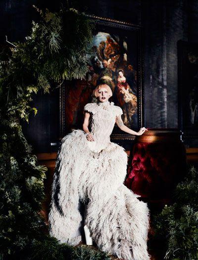 Lady Gaga, Thierry Boutemy