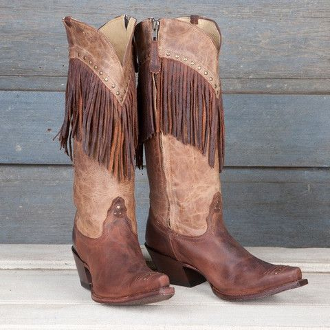 Tony Lama Ladies Mosto Tucson VF3036 | Cowby Boots and Western Clothing | Painted Cowgirl Western Store
