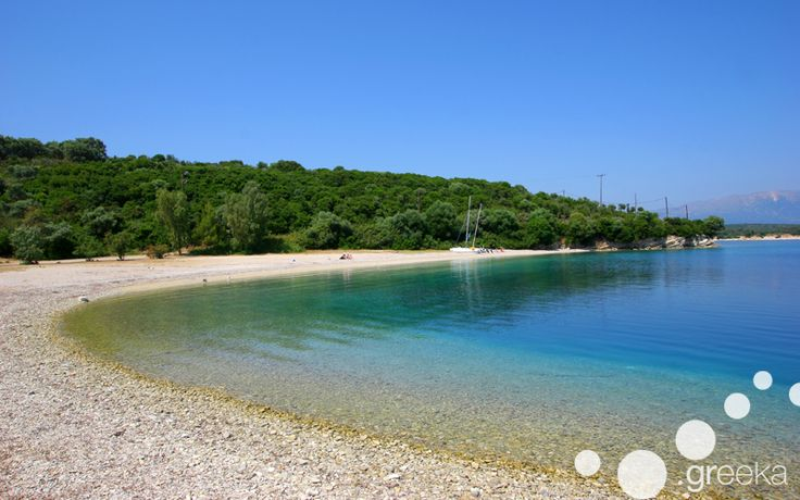 Meganisi Greek island