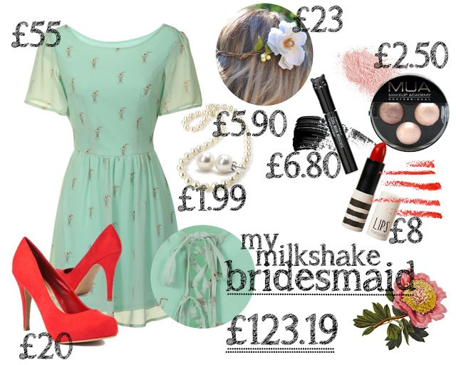 Fearless Brides Fashion Blogger Challenge: Spring-inspired bridesmaid outfit by Cityscape Bliss