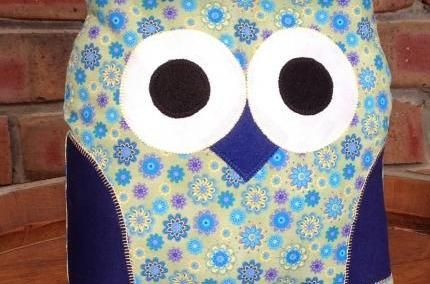 Floral Owl from Purple Patch Art and Crafts