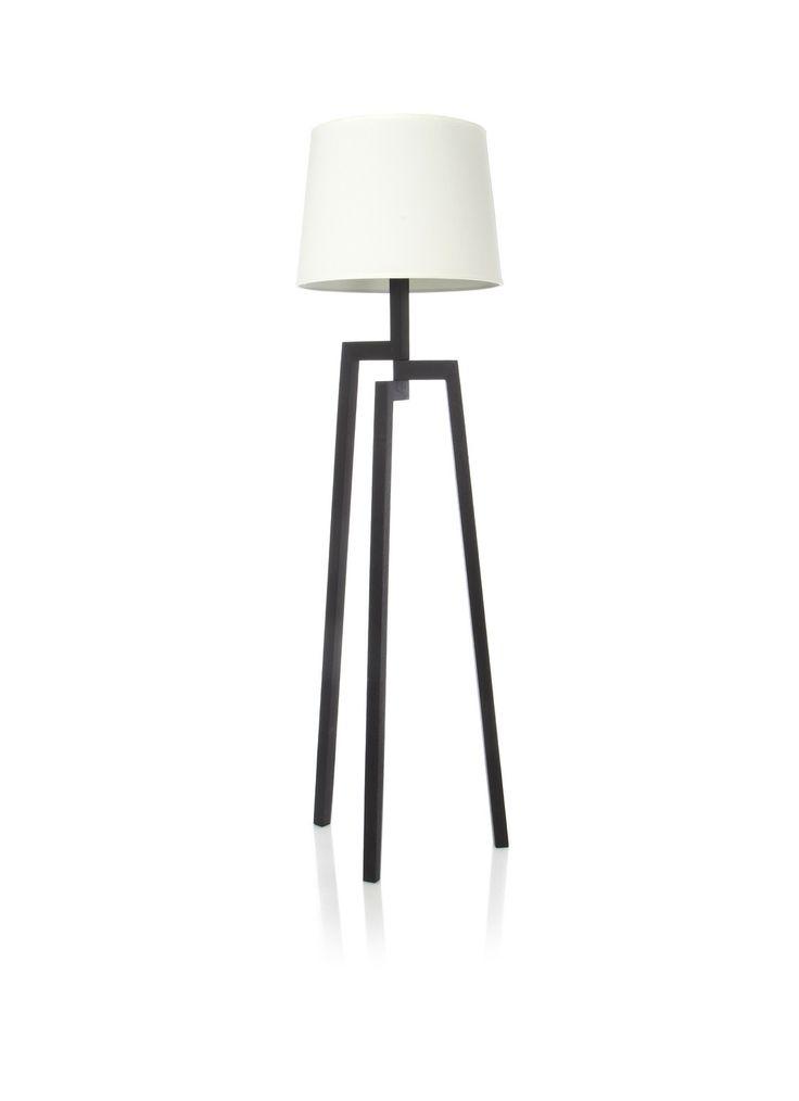 Wood line tafellamp • de Bijenkorf