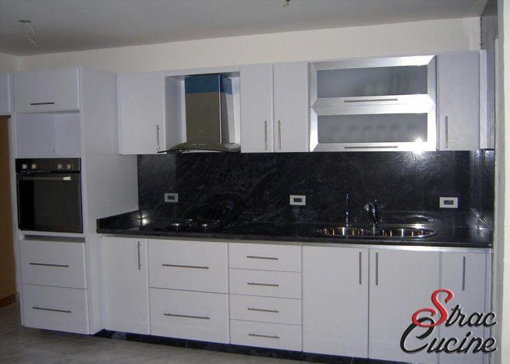 Cocina formica blanca cocina pinterest - Muebles de cocina de formica ...