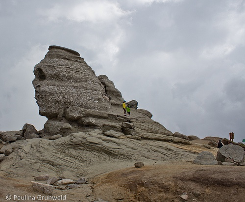 Sphinx - Bucegi Plateau, Romania