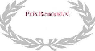 Le Bouquinovore: Prix Renaudot 2013, première sélection