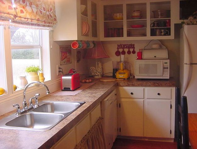 Teresas Spectacular Double Wide Kitchen Makeover
