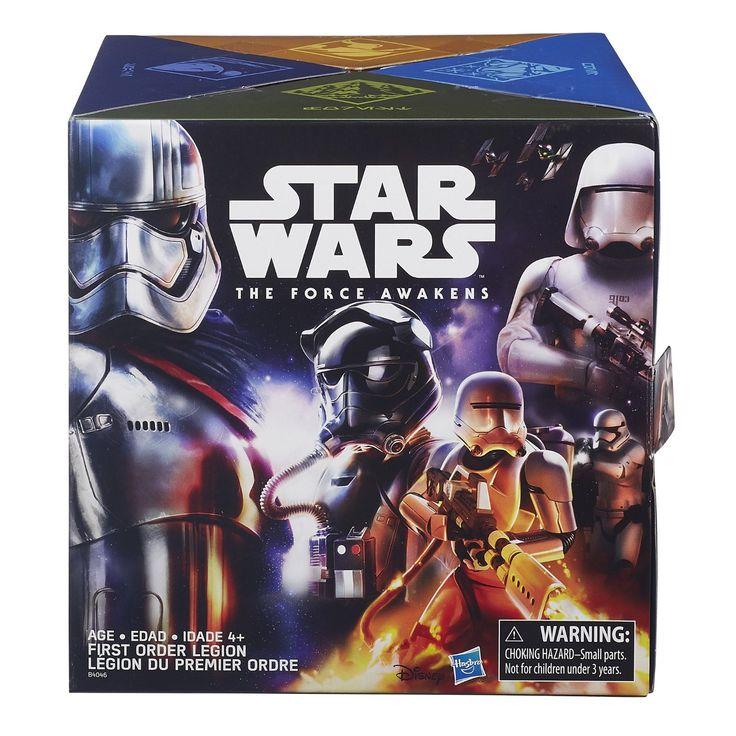 First order legion force awakens awakens star wars
