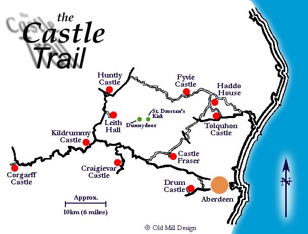 North-east Scotland's Castle Trail