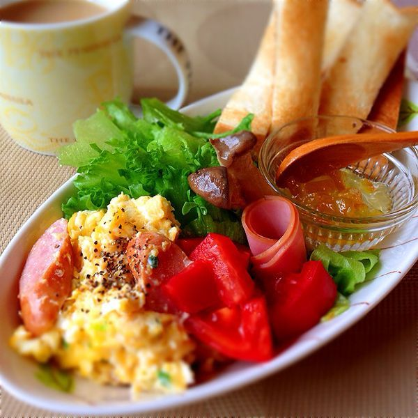 ブログやInstagram等で人気の料理ブロガーさんから野菜たっぷりの朝ご飯を学んでみませんか? こんな朝ご飯なら眠気も吹っ飛びやる気もUP♪
