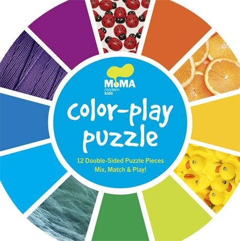 MoMA Color-Play Puzzle