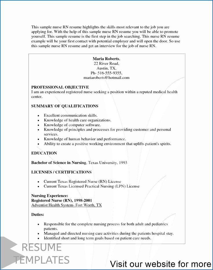 free resume builder with cover letter in 2020 Resume
