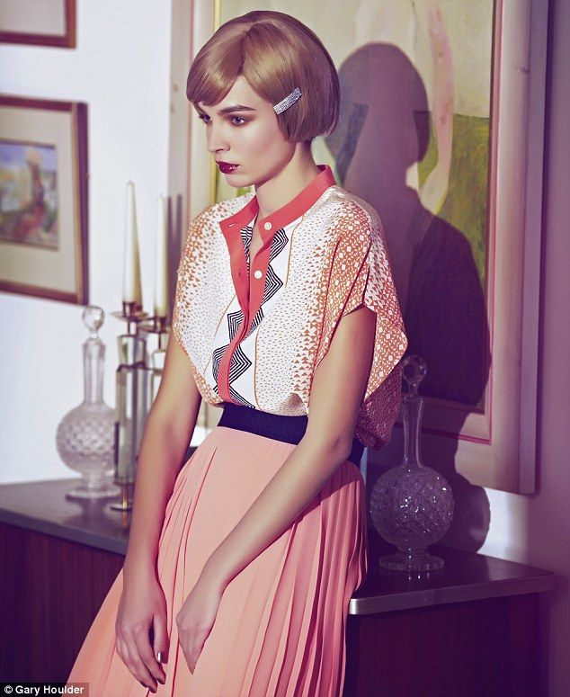 Great Gatsby inspired clothing.