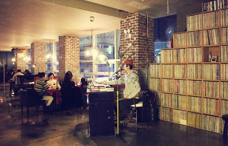 7080향수를 느낄수 있는 음악카페 나마스떼 - 광주랑 :: 광주광역시 공식블로그-광주랑