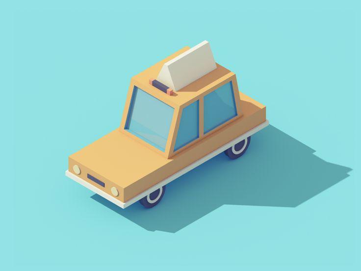 Guillaume Kurkdjian - Little Cab
