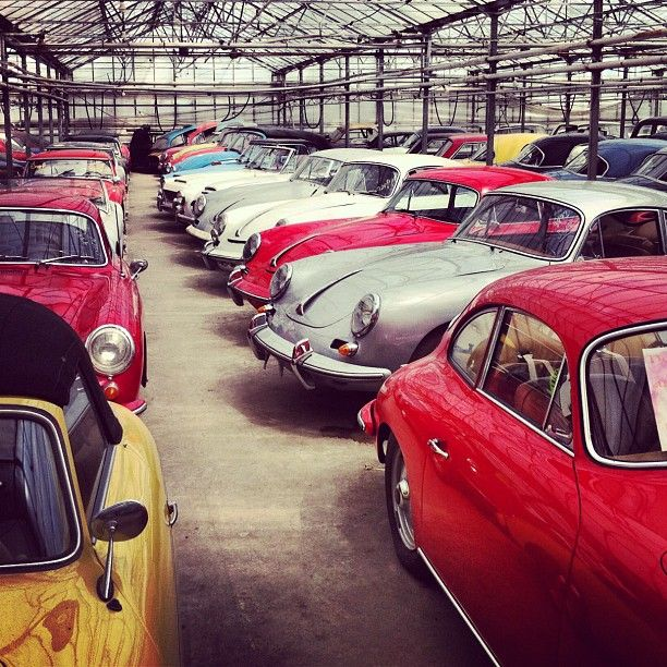 Cars Collector Garages: 193 Best Images About Porsche