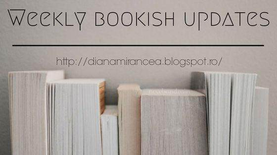 Dreams Have Wings: Weekly bookish updates! #8