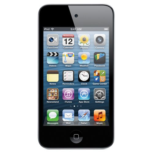 Apple iPod touch 4th Generation 16GB (October 2012 Version) - Black