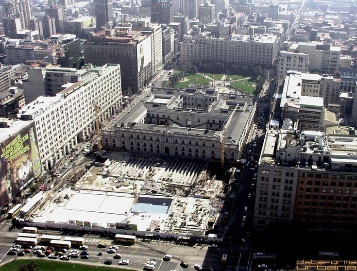 Galería - Centro Cultural Palacio La Moneda – Plaza de la Ciudadanía / Undurraga Devés Arquitectos / Undurraga Devés Arquitectos - 15