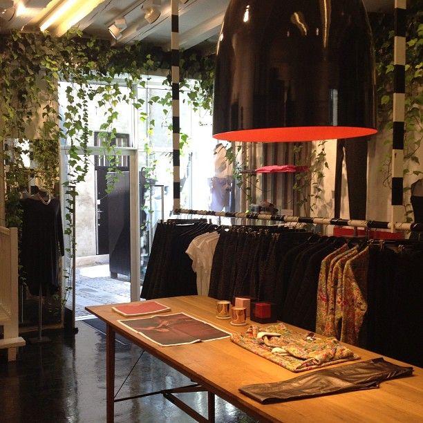 Store in CPH #leshop#leshopshop#store#impressions#copenhagen#love