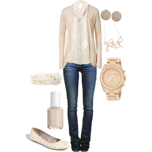 weekend style: Outfits, Ashleyhenderson, Weekend Style, Styles, Polyvore, Pretty