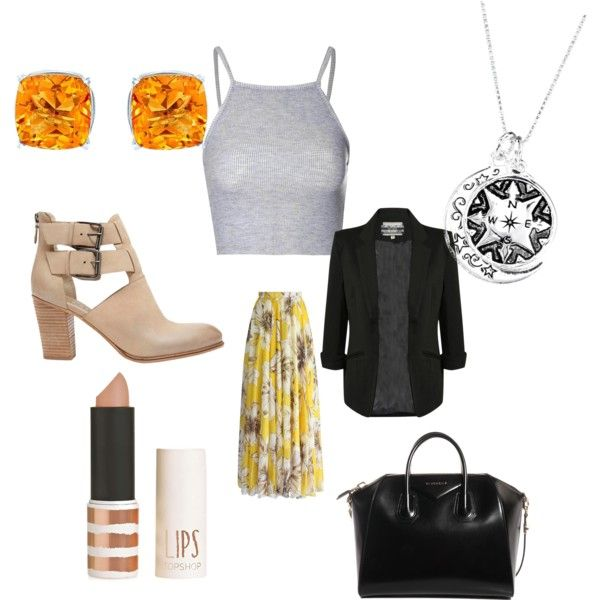 pick#108 by carlifornia101 on Polyvore featuring polyvore fashion style Glamorous Mint Velvet Givenchy Topshop