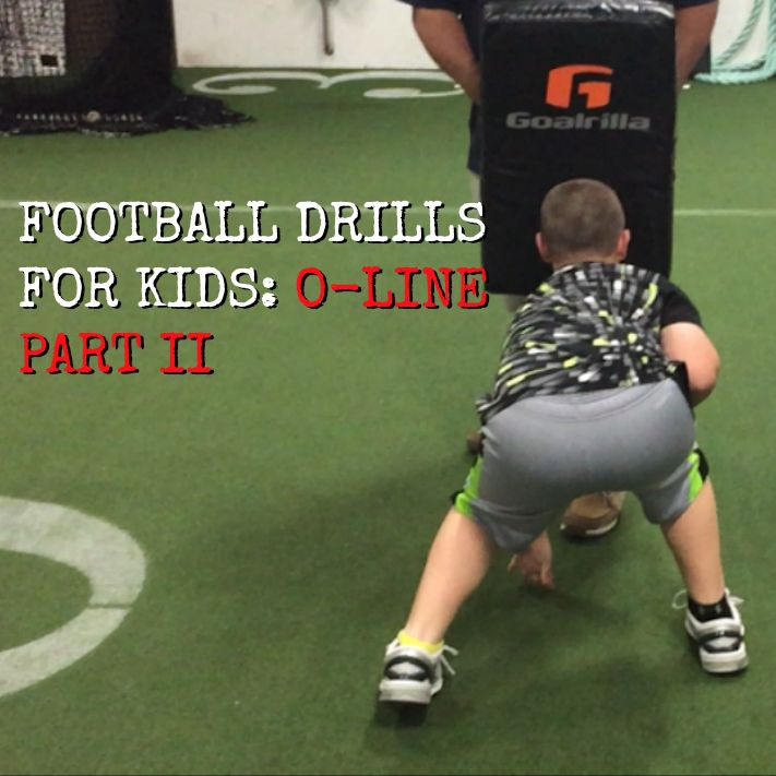 I can never get enough of this stuff!  http://gameplanyourfuture.com/blog/football-drills-for-kids-o-line-part-ii/