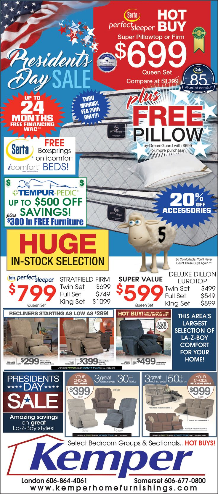 TODAY ONLY!!! Up to 24 months Interest FREE Financing, 20