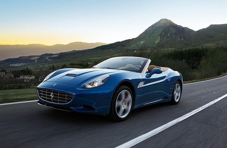 Ferrari California 2012 Cabrio
