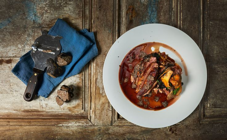 Duck Tournedos Rossini with Madeira Sauce | James Martin Chef