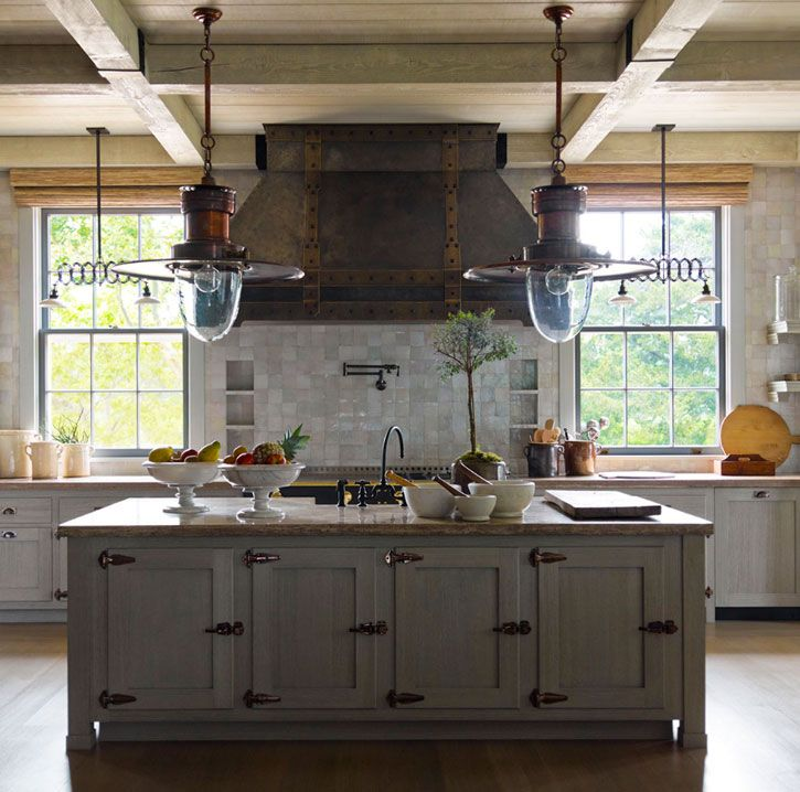 Designer Steven Gambrel S 8 Favorite Kitchen Designs: 715 Best Ranges & Hoods Images On Pinterest