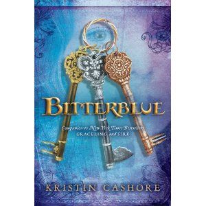 The third and much anticipated installment in Kristin Cashore's Seven Kingdoms Series.