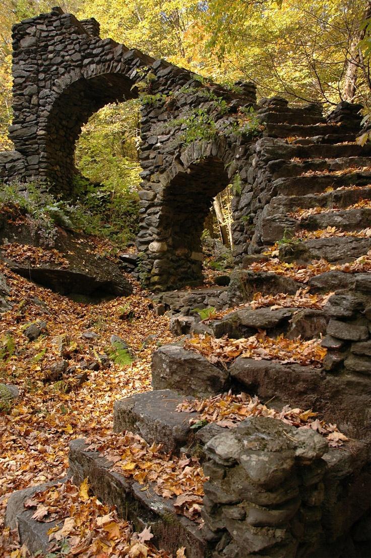 Madame Sherri Castle Ruins-Photo Lindsey Ocker | Yankee Magazine