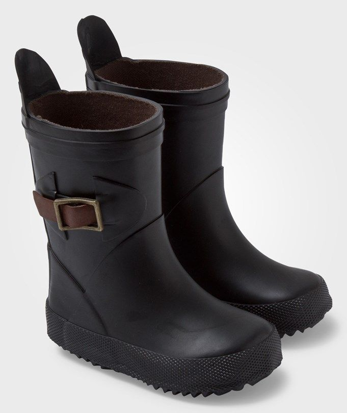 Rubber Boot Scandinavia Black