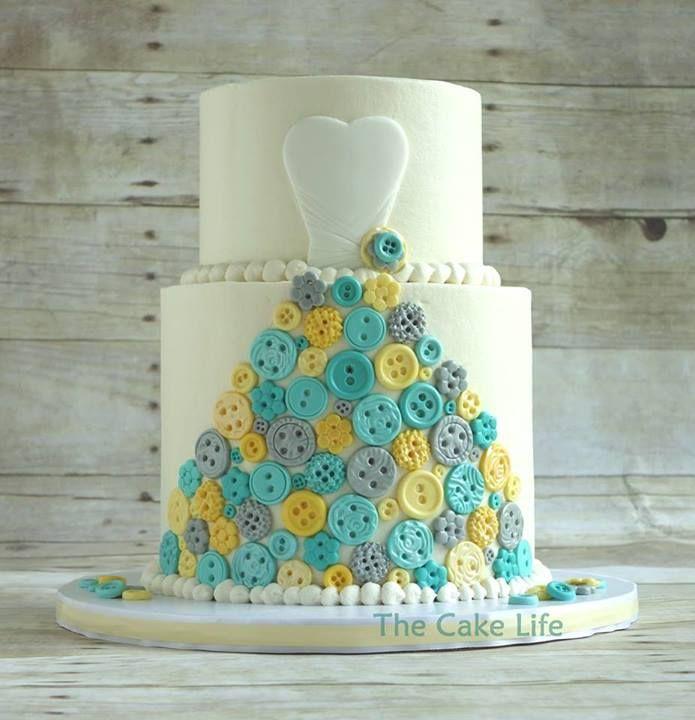 Wedding Dress Cakes Pinterest
