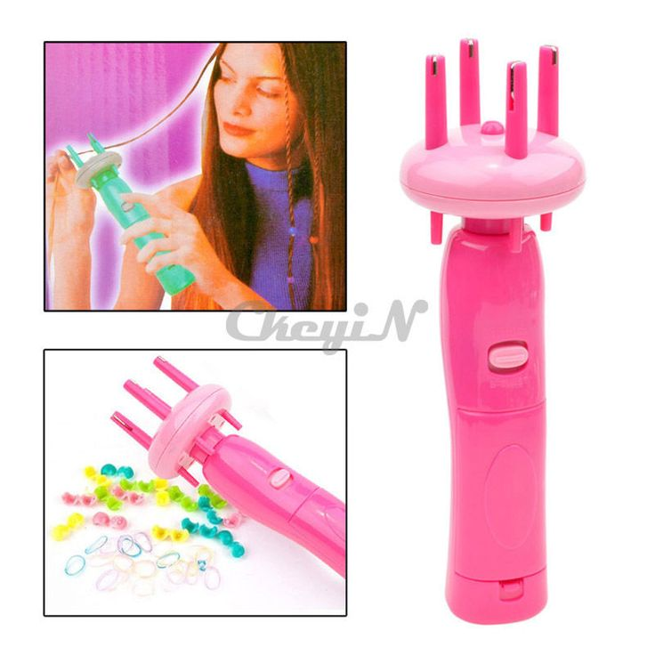 Electronic Hair Twist Braid Maker Hair braider dressing wrapper Device #Ckeyin