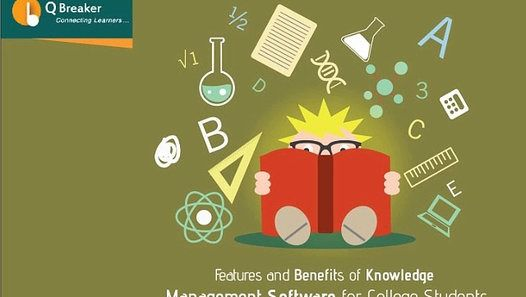 Manage your study with knowledge management software available online