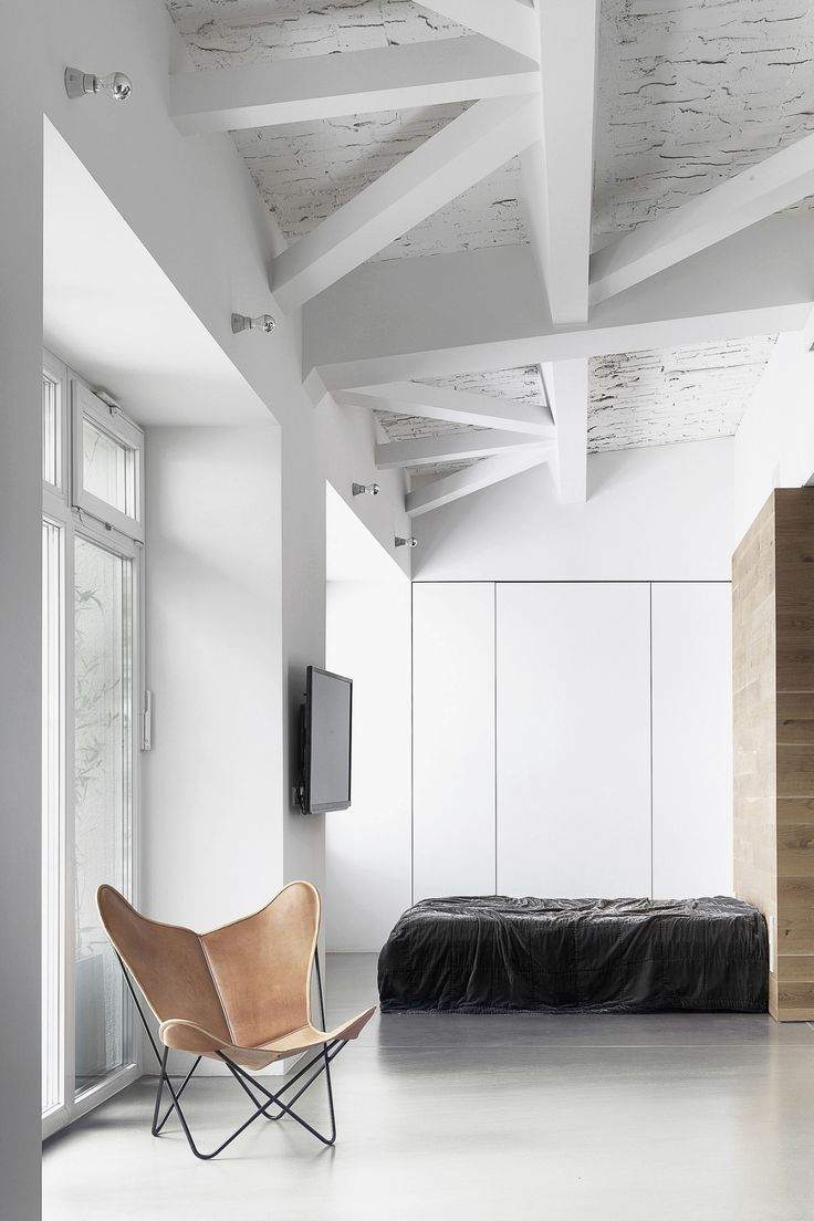 Is To Me | Interior inspiration | Photographer's Loft / Bruzkus Batek Architekten