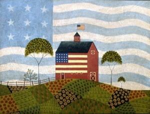 American Farm by Warren Kimble