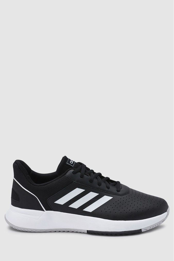 Mens Adidas Courtsmash Trainers Black Adidas Men Mens Trainers Adidas