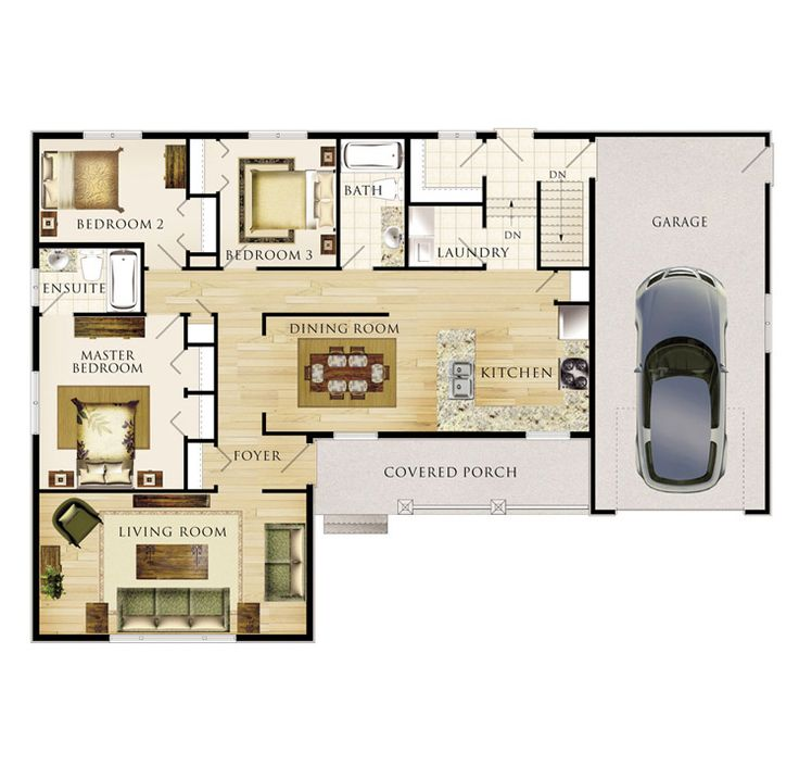 Nice House Floor Plans 606 Best House Plans To Show Mom Images On Pinterest  House Floor .