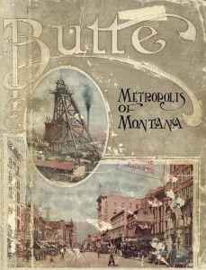 Music for Butte Montana: Shamrock City - A Traveler's Library